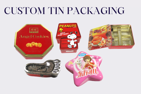 Custom Tin Packaging