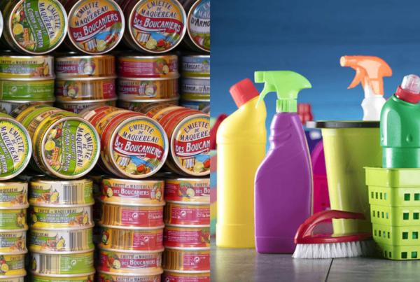 Tin vs plastic packaging